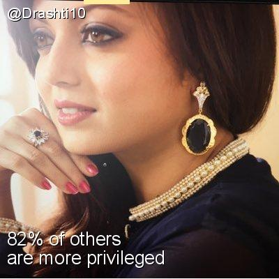 Intersectionality Score for @Drashti10